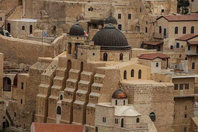 MÁS FOTOS, Mount of Temptation, Saint George Monestary, Saint Saba & Bethlehem One Day Tour