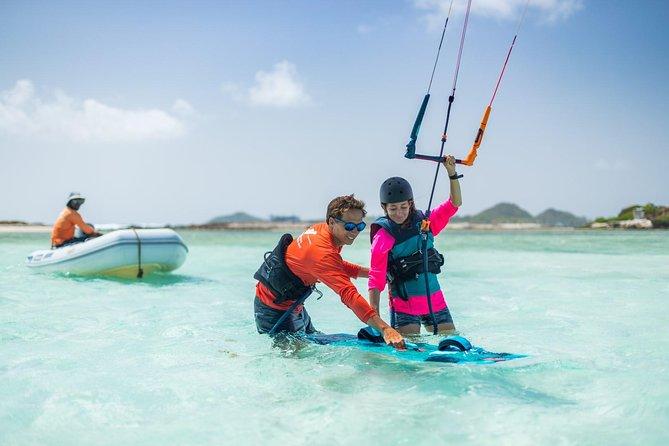 KiteSurfing Beginners 2-Hour Course in Djerba, Yerba, TUNEZ