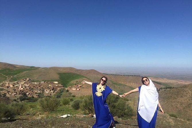 Atlas Mountains Day Trip with Camel Ride from Marrakech, Marrakech, Morocco City, Morocco