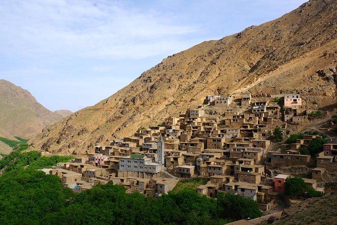 3-Days High Atlas Mountains Hiking Tour from Marrakech, Marrakech, Morocco City, Morocco