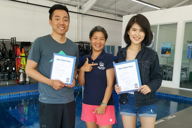 PADI Open Water Diver Course - For Beginner, ,