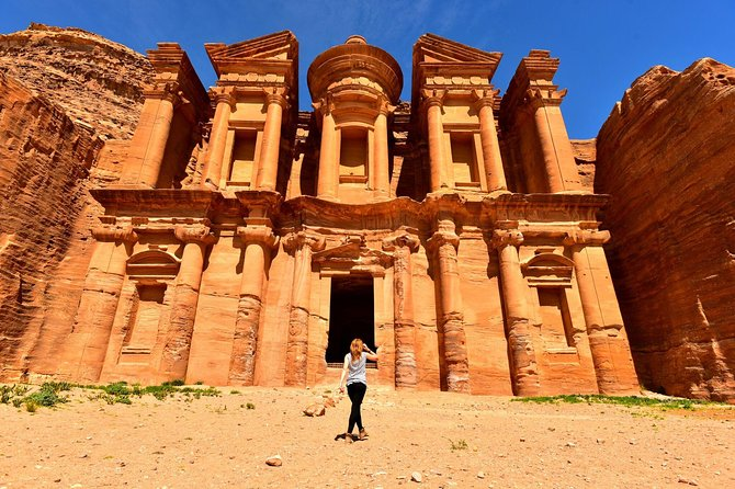 Full Day Private Tour Petra & Petra By Night from Amman, Petra, JORDANIA