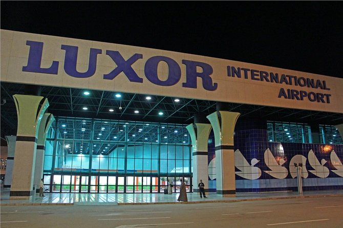 Traslado privado para salidas desde el aeropuerto de Luxor, Luxor, EGIPTO