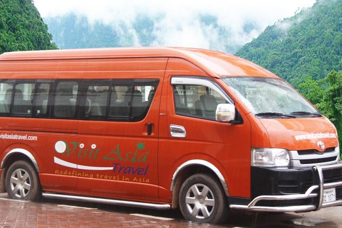 On arrival at Luang Prabang International Airport, you will be met our Driver waiting you at the airport building holding a welcome board with your name and we then transferred to your centrally located hotel with private minivan.<br><br>Luang Prabang is a beautiful city located in tranquil dream-like setting with a fusion of foreign influences and splendid scenery, making this an idyllic, unspoiled and charming destination for visitors. It is no wonder this amazing city has been declared a World Heritage Site by UNESCO.