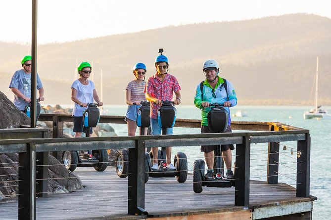 Whitsundays Segway Sunset and Boardwalk Tour with Dinner, Airlie Beach, Austrália