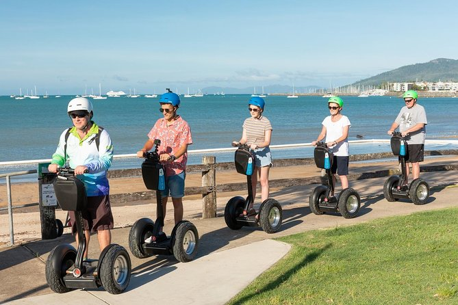 Whitsundays Segway Sunset and Boardwalk Tour with Dinner, Airlie Beach, AUSTRALIA