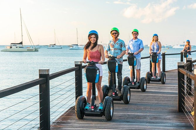 MAIS FOTOS, Whitsundays Segway Sunset and Boardwalk Tour with Dinner