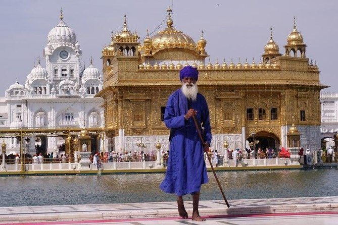Private 2-Day Tour to Golden Temple and Amritsar from Delhi by Train, Nueva Delhi, INDIA