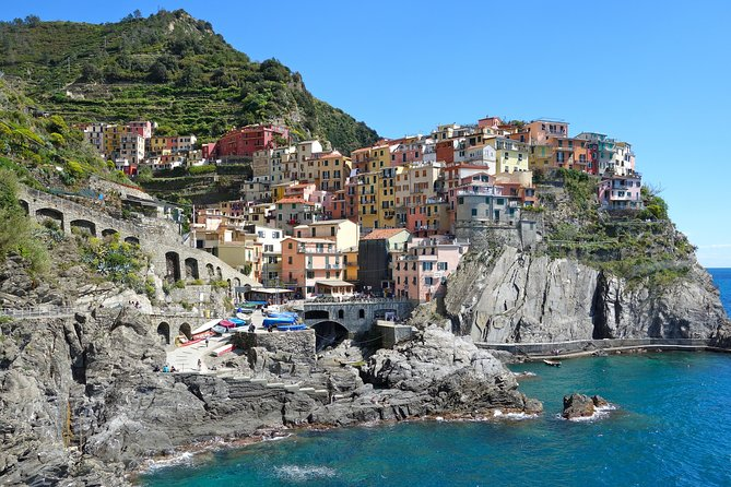 Cinque Terre from La Spezia: Private Shore Excursion with Wine & Cheese Tasting, La Spezia, ITALIA