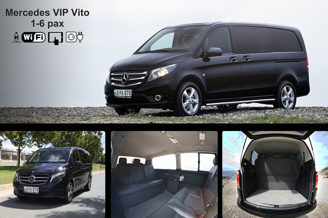 Private Airport Transfers: From Fethiye/Oludeniz to Dalaman Airport, Fethiye, TURQUIA