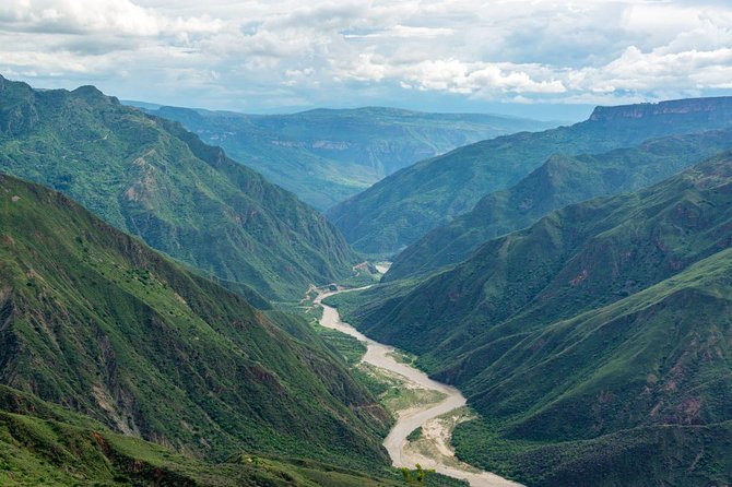 Canyon Trek Chicamocha Canyon Private Full Day Tour, Bucaramanga, COLOMBIA