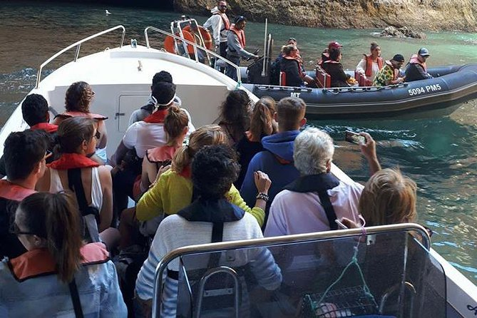 Benagil by Land and Sea Private Coastline Tour from Portimão, Portimão, PORTUGAL