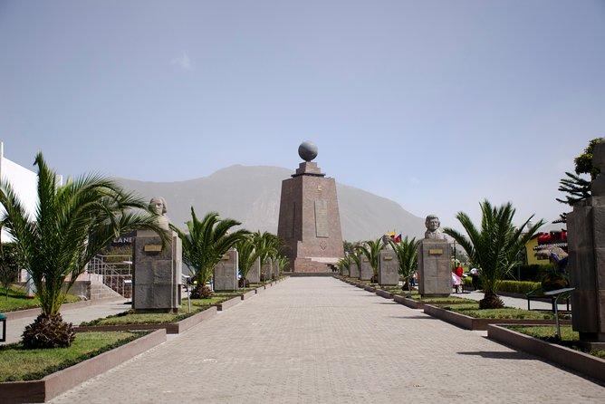 Excursión Mitad del Mundo, con entradas y recogida en el hotel, Quito, ECUADOR