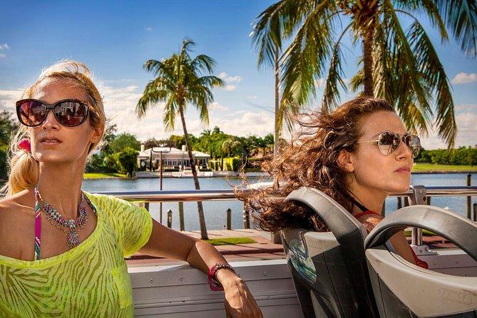 Excursión en autobús Big Bus con paradas libres por Miami, Miami, FL, ESTADOS UNIDOS