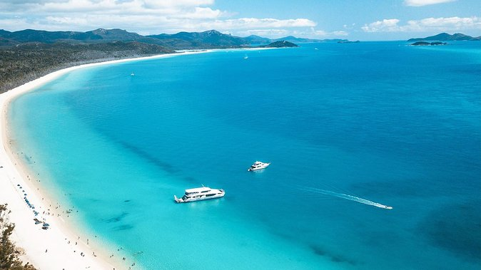 Whitsundays Three Island Guided Tour, Airlie Beach, AUSTRALIA