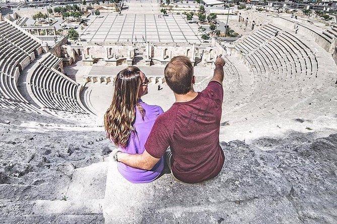 3 Day private tour: Petra, Dead Sea, Madaba, Mount Nebo, Amman, Jerash., Petra, Jordânia