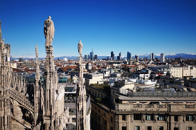 Skip the Line: Milan Cathedral Rooftop Ticket, Milan, ITALIA
