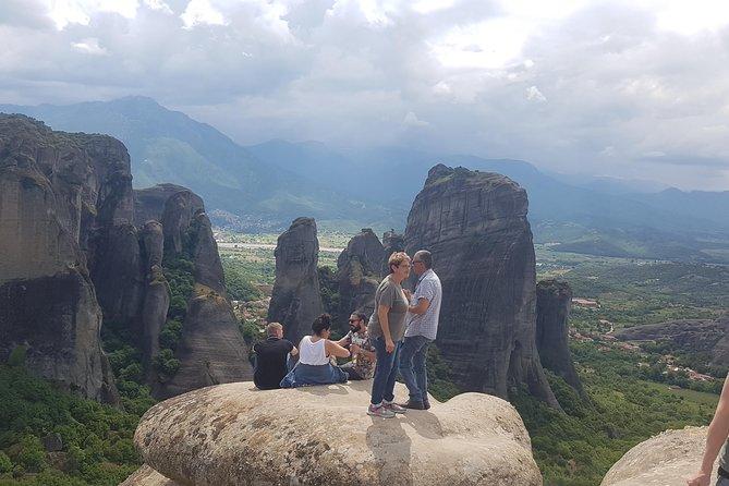 Midday Meteora Monastery tour from Kalabaka's train station, Meteora, Greece