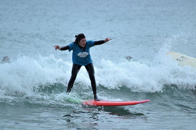1 Day Surf Lesson Beginner, Fuerteventura, ESPAÑA