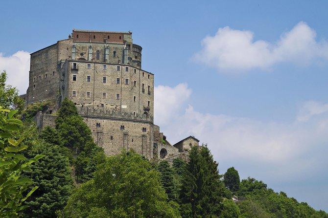 Excursão em Sacra di San Michele saindo de Turim, Turim, Itália