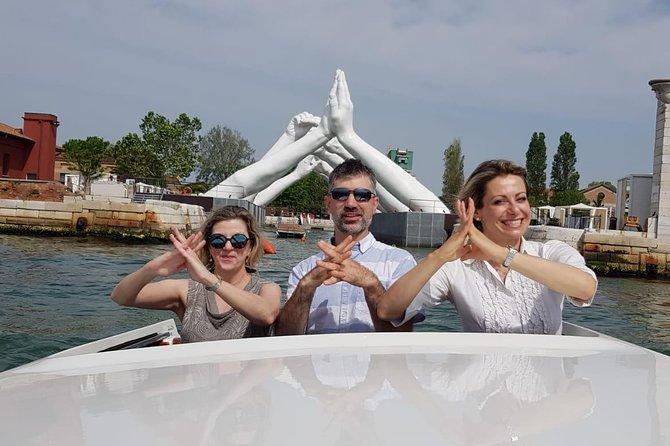 Murano and Burano VIP Venice Boat Tour, Veneza, Itália
