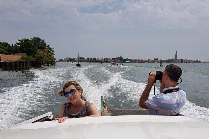 Murano and Burano VIP Venice Boat Tour, Venecia, ITALY