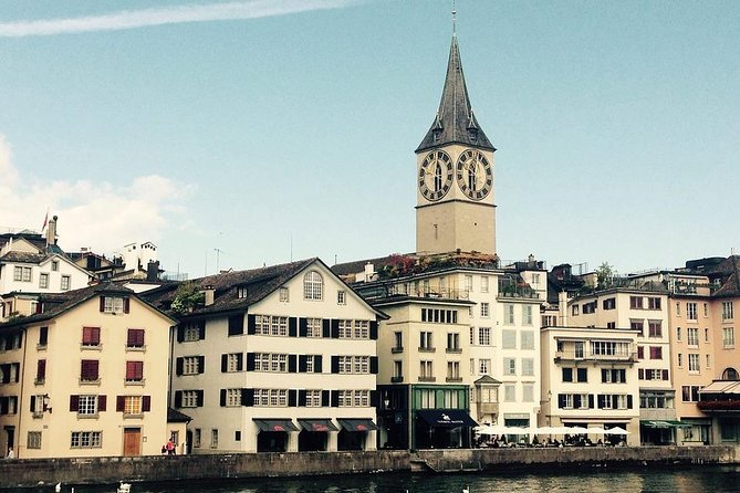 Departure Private Transfer Lucerne-Basel-Bern to Zurich Airport by Business Car, Lucerna, SUIZA