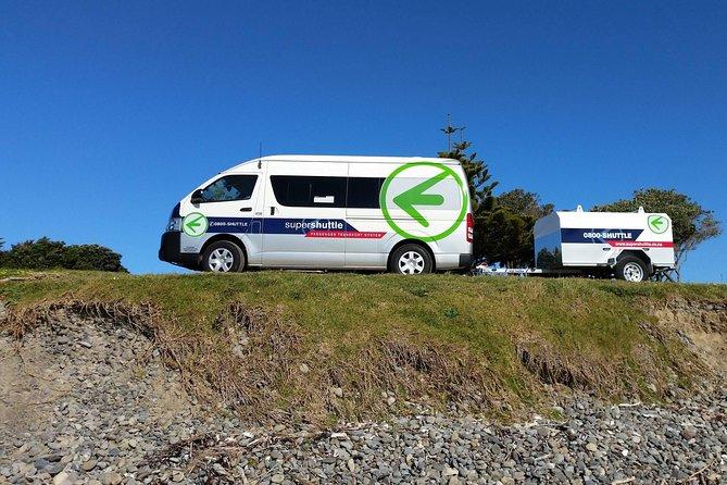 Centro de la ciudad de Queenstown hasta el aeropuerto, Queenstown, NUEVA ZELANDIA