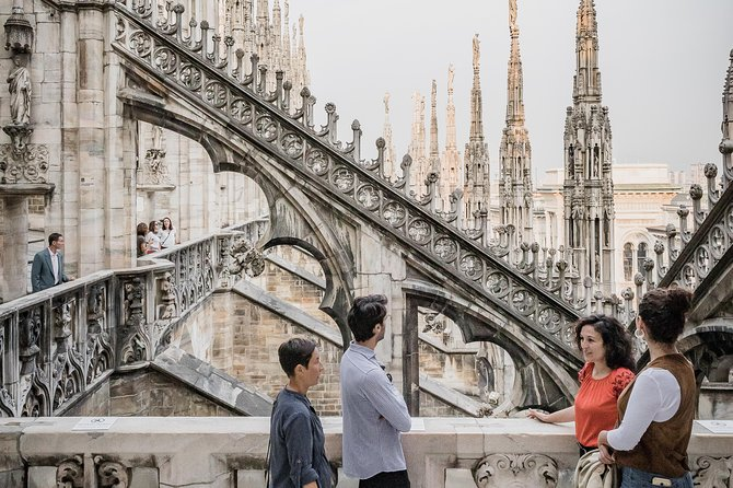 Skip the Line: Milan Cathedral and Rooftops by Stairs Ticket, Milão, Itália