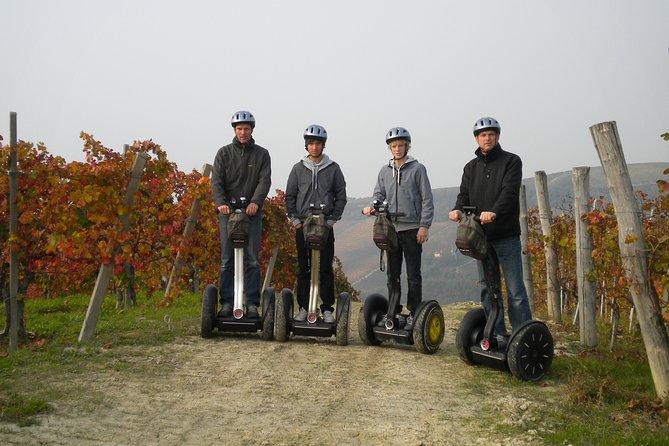 Albahills Segway Tour & Wine Tasting, Langhe-Roero y Monferrato, Itália
