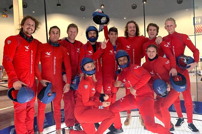 King of Prussia Indoor Skydiving with 2 Flights & Personalized Certificate, Filadelfia, PA, ESTADOS UNIDOS