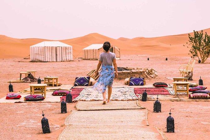Excursão particular de 3 dias ao deserto do Saara: Merzouga saindo de Marraquexe, Marrakech, cidade de Marrocos, MARROCOS