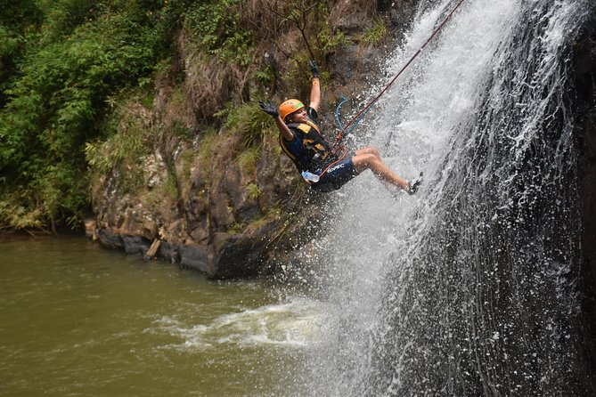 Dalat Canyoning Day Trip, My Son, VIETNAM