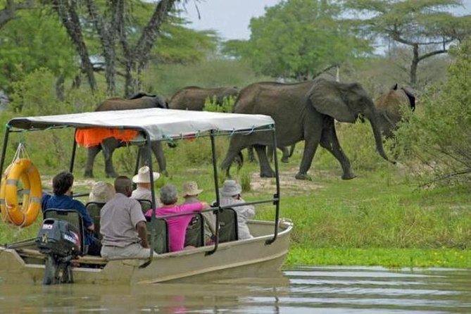 Selous Game Reserves safari- 4Days, Dar es Salaam, TANZANIA