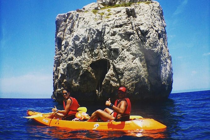 Cala Benirràs - Kayak Multiactivity Trip, Ibiza, ESPAÑA