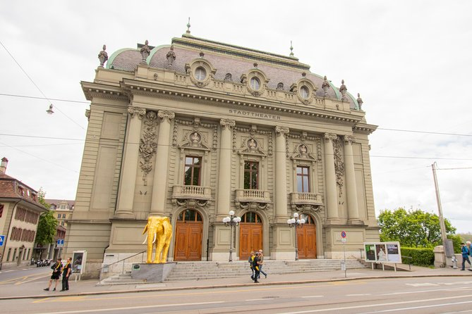 Discover Art in Bern with a Local, Berna, Suíça