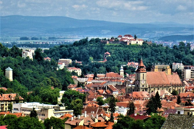 MÁS FOTOS, Private Walking Tour of Brasov Old Town with a Great View