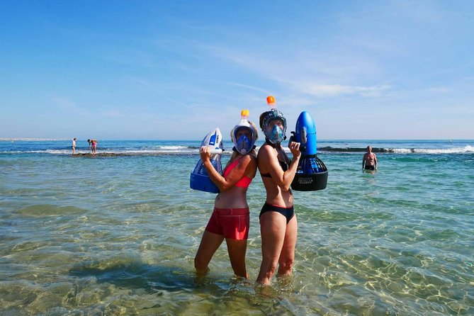 Orihuela Beaches Guided Snorkeling Sea Scooter, ,