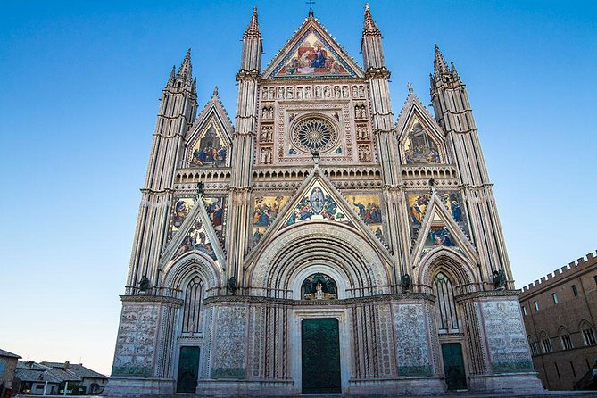Day Trip: Marmore Falls Naturalistic Tour With Lunch + Orvieto Private Tour, Assisi, ITALIA