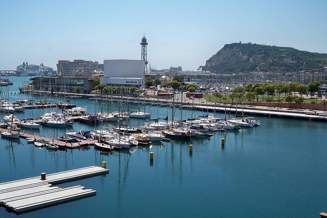 Barcelona Highlights Small Group Half Day Tour with Hotel Pick Up, Barcelona, Spain