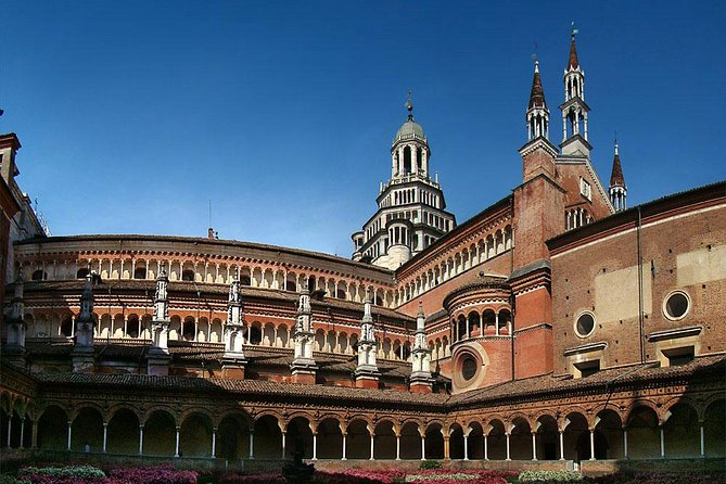 Pavia & Certosa of Pavia monastery private guided tour, Milan, ITALIA