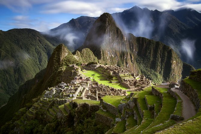 Machu Picchu By Train (Day Trip), Machu Picchu, PERU