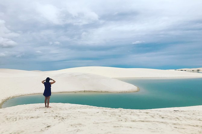 Passeio Litoral leste, Jericoacoara, BRAZIL
