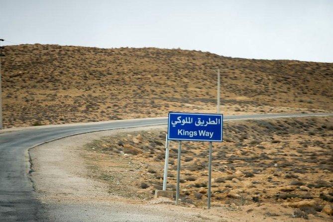 Kings Way Tour, Aman, Jordan