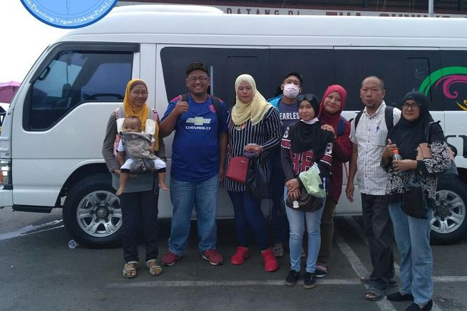 The driver can speak English well and know all the road in Bandung to Bali, also have knowledge about the history in Java to Bali, good driver and got the license for small cars to big buses.