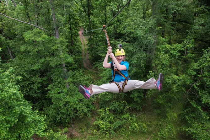 The zip tour includes 10 zip lines through a beautiful old growth forest and over water features. It is a fun adventure activity for anyone ages 8-98 in good to moderate health.