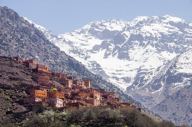 Private 2-Day Mount Toubkal Trek from Marrakech, Marrakech, Morocco City, Morocco