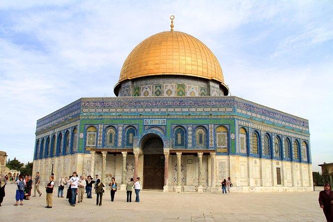 MÁS FOTOS, Jerusalem Trip Mount of Olives & the Temple mount from Tel Aviv