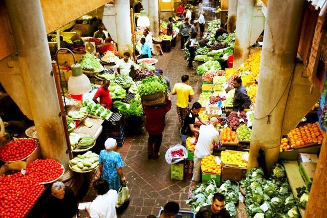 Full day Private Culinary Discovery Experience, All Inclusive. <br><br>The one & only tour available in Mauritius that offers complete immersion in Mauritian culture and the best of culinary experience. <br><br>Take a guided tour of Port-Louis Market, get introduced to local fresh produce fruits and vegetables; purchase what you like, Chef Sandy will show you how to cook them later at the villa. <br><br>Discover and taste Street foods.<br><br>Visit China Town.<br><br>Visit The Citadel, an Old historic fort on top of Port-Louis.<br><br>At the Villa, discover the little secrets of Mauritian Cuisines. <br><br>Cook and enjoy a complete meal of 7 dishes, a complete explosion of colors, senses, and flavors. Drinks and wine are offered. <br><br>Chef Sandy cookbook is given as a souvenir, for you to continue cooking Mauritian dishes for family and friends, together with your certificate.<br>