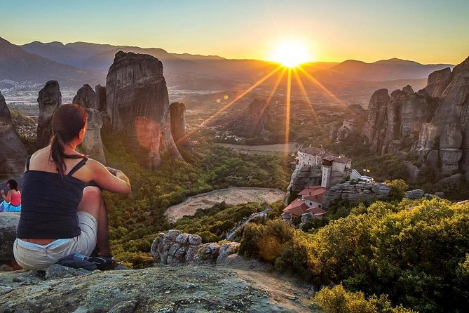 Meteora group, Meteora, Greece